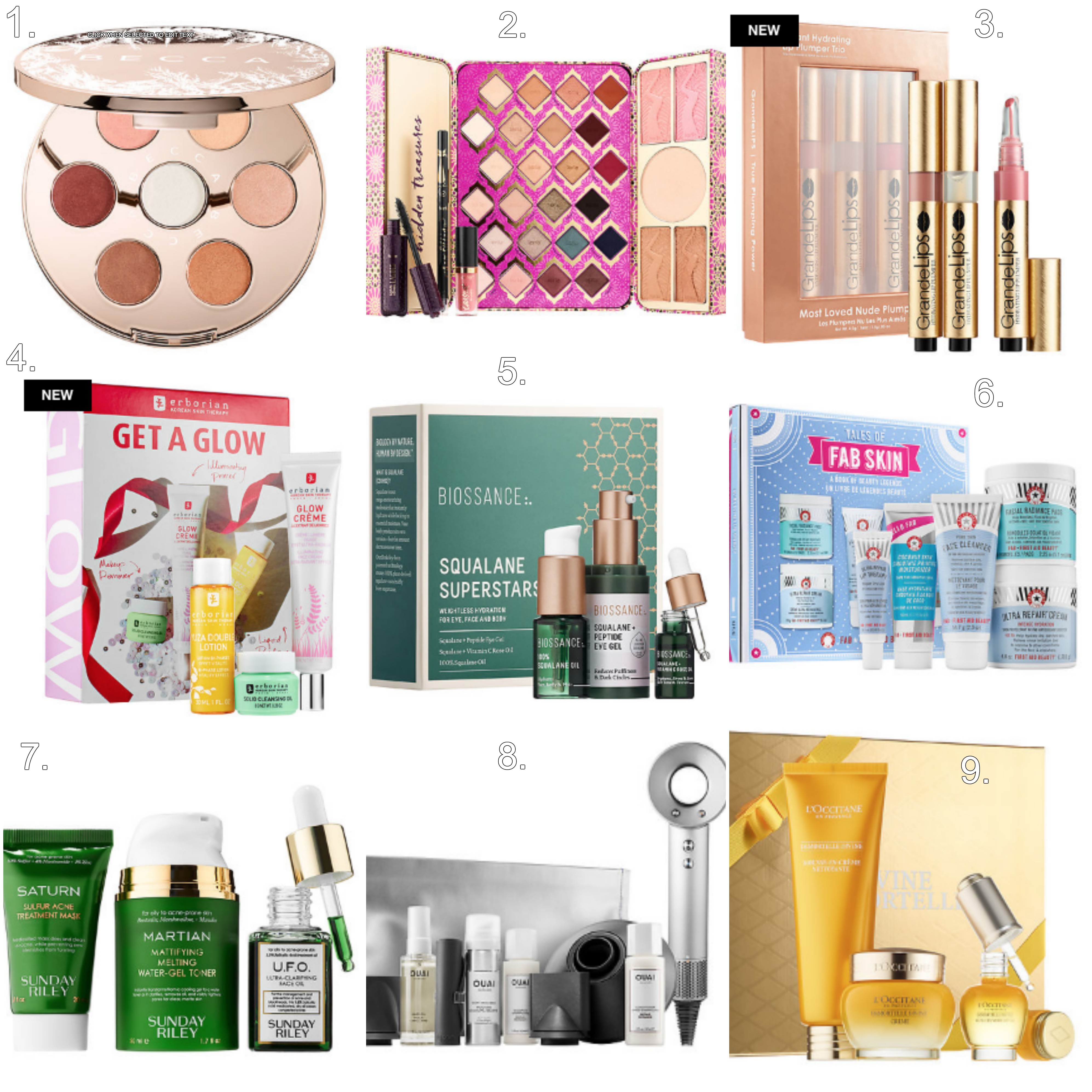 Gifts for the Beauty & Skin Junky - Brokers and Bags